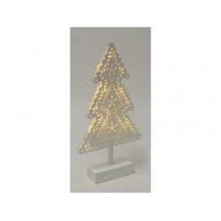LED stolová dekorácia, stromček, 4,5V