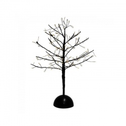 LED dekorácia na stôl, strom s micro LED
