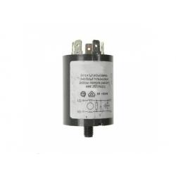 0,47uF+2x0,01uF+2x0,5mH kondenzátor odrušovací, 5 kontaktov