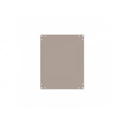ARIA 64 montážna doska, kovová 550x350x2mm