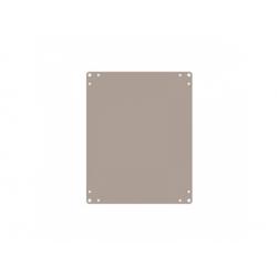 ARIA 75 montážna doska, kovová 650x450x2mm