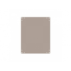 ARIA 86 montážna doska, kovová 750x550x2mm