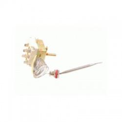 50-190°/400V, 3-fázový termostat poistný