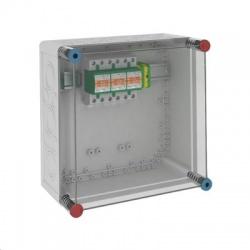MCD 50-B 3-VG zvodič prepätia