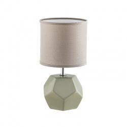 GALEN stolová lampa, sivá