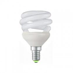 GL-S 7W/840 E14, studená biela, kompaktná žiarivka - DOPREDAJ!!!
