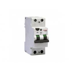 Prúdový chránič 10A, 2-pólový, 30mA, 10kA