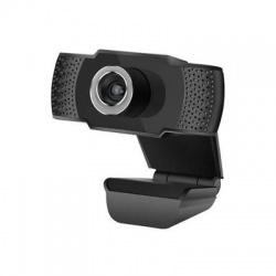 Web kamera C-TECH CAM-07HD, 720P / USB 2.0, mikrofón, čierna