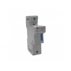 Poistkový odpínač, 1-pólový, 50A, 14x51mm