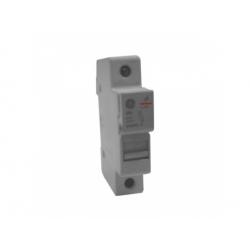 Poistkový odpínač, 1-pólový, 25A, 8x31mm