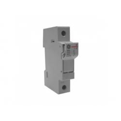 Poistkový odpínač, 1-pólový, 32A, 10x38mm
