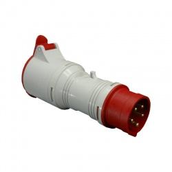 A 16-32/5 adaptér 5-kolík 16A-32A, IP 44