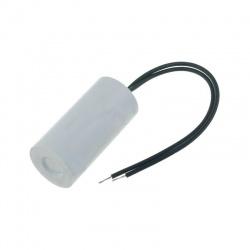 1uF, 450V kondenzátor odrušovací, s lankovými vývodmi,
