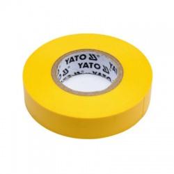 19x0,15mm izolačná páska, zelenožltá 20m