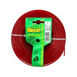 2,0mm/100m okrúhle lanko do žacej hlavy, okruhle, červené