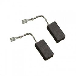 5x8x16mm uhlíky bez poistky EBU132, 66627001