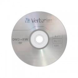 DVD-RW 4,7GB 4xspeed