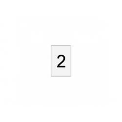 Označovací štítok, č.2