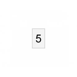 Označovací štítok, č.5