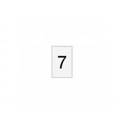 Označovací štítok, č.7