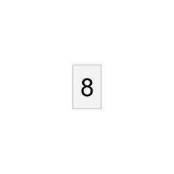 Označovací štítok, č.8