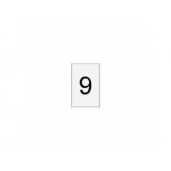 Označovací štítok, č.9