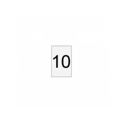 Označovací štítok, č.10