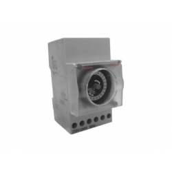 7x24/2, 16A/250V hodiny spínacie analógové, týždenné