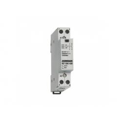 20A, 230V AC, 1NO+1NC, stýkač