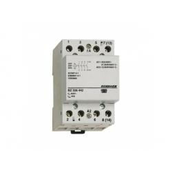 40A, 230V AC, 4NO, stýkač