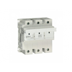 OPV 10-3 poistkový odpínač 3-pólový, 32A, 10x38mm