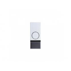 Bezdrôtové tlačidlo pre 1L28 a 1L29, 200m, biele