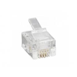 RJ11 6P4C telefónny konektor