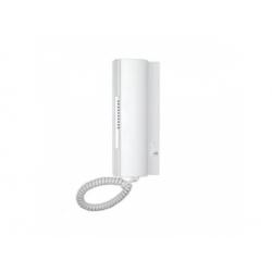 4FP21101.201 Elegant telefón s bzučiakom, biely
