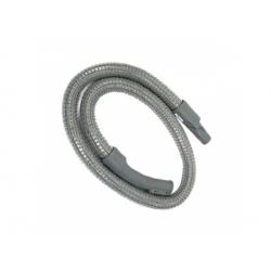 PVC hadica vysávača, sivá