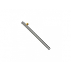 22x120/150mm/M6x20mm anódová tyč