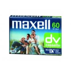 DVM 60SE mini DV kazeta MEXELL