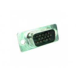 CANNON M na kábel, 3-radový, 15-pin