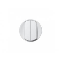 68002 kryt spínača č. 5, 5B, biely