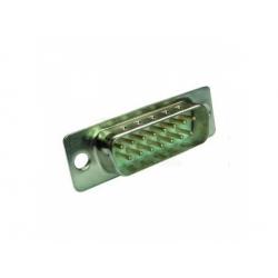 CANNON M do DPS, 2-radový, 15-pin, priamy