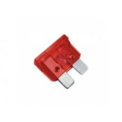 10A poistka plochá, červená