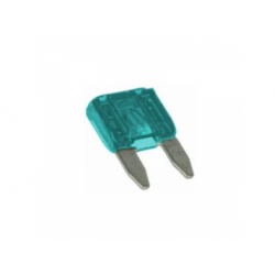 15A poistka mini, modrá