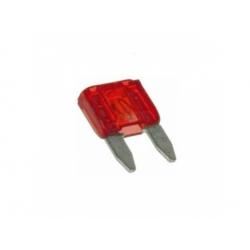 10A poistka mini, červená