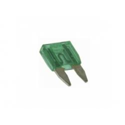 30A poistka mini, zelená