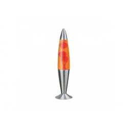 Lollipop2 1x25W E14 svietidlo, červeno-oranžové