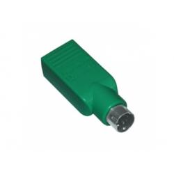 PS2/2/USB M/F adaptér /myš/