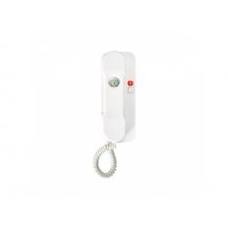 4FP21036.101 DT85 telefón s bzučiakom, biely