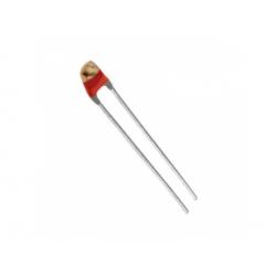 640-3,3K termistor NTC 0,5W 5% RM2,5