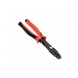Lisovacie kliešte 0,5-16mm2, dĺžka 230mm