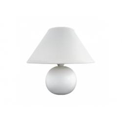 Ariel 1x40W E14 svietidlo, biele